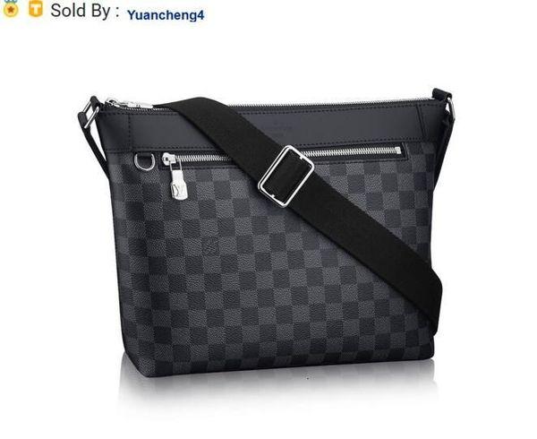 yuancheng4 MICK PM N40003 hommes Messenger Sacs épaule Ceinture Sac Totes Portefeuille Porte-bagages Duffle