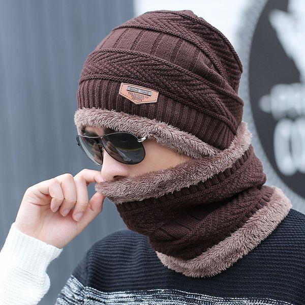 brown (hat + Wei Bo)