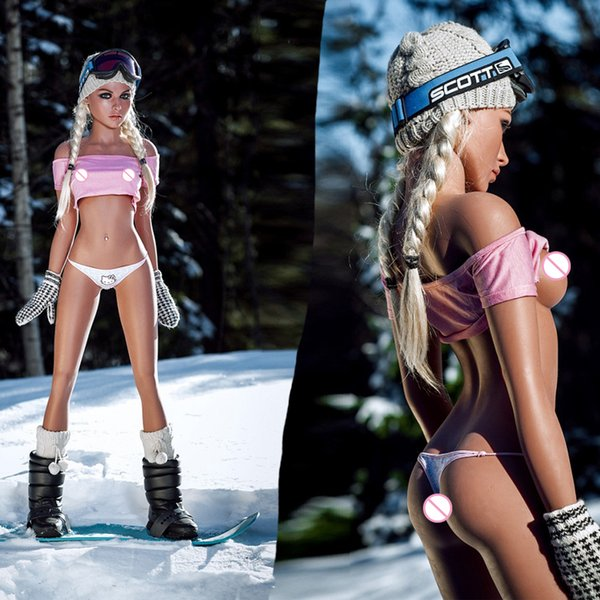 modello sexy di sesso femminile in silicone per adulti Doll's head sex toy per uomo
