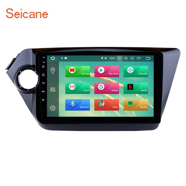 9 Inch Android 8.0 Car GPS Radio For 2012-2015 KIA K2 RIO with USB Bluetooth WiFi AUX support DVR Steering Wheel Control Rear camera car dvd