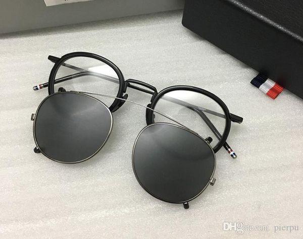 black frame+gray clip