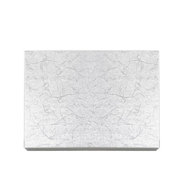 32x24x9cm argento