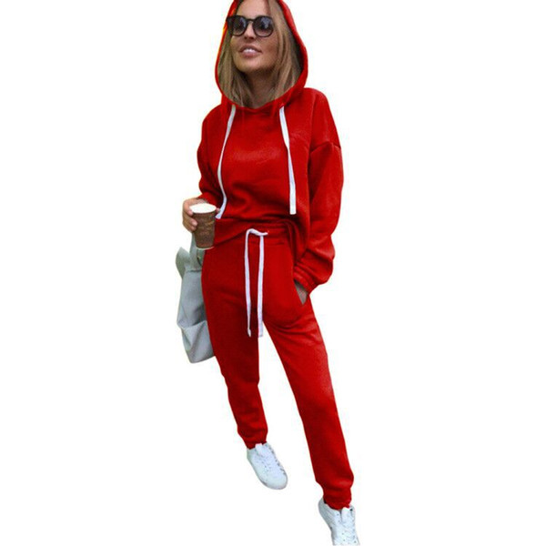 women two piece outfits 2 piece set womens sweatsuits for woman pink outfit matching sets preppy style holiday top and pants