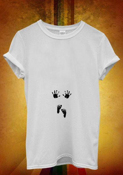 Maglietta a maniche lunghe in camiseta con t-shirt da uomo in denim