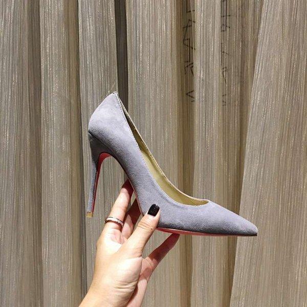 Gray (hauteur talon 10,5 cm)