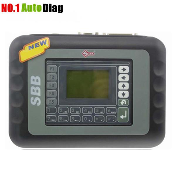 Top quality Professional Silca SBB V33.02 Auto Key programmer multi-langauge sbb Car Key Programmer V33.02 Free shipping