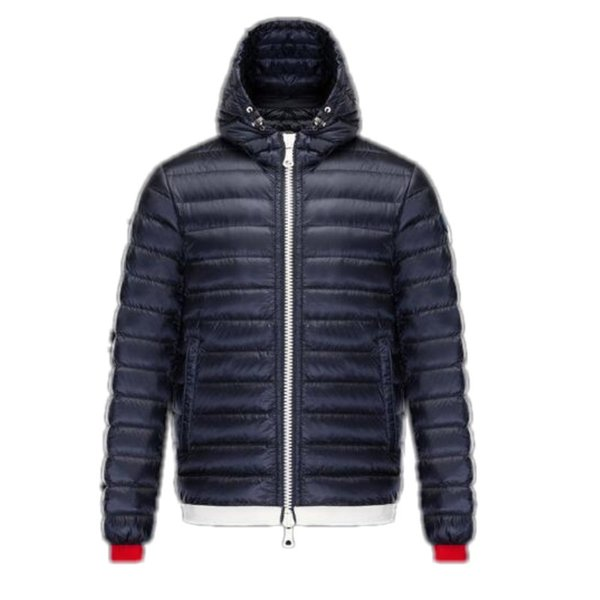 Men's Designer brand down jacket Outdoor sport convenient carry Hooded Keep warm coat Casual hooded down jacket