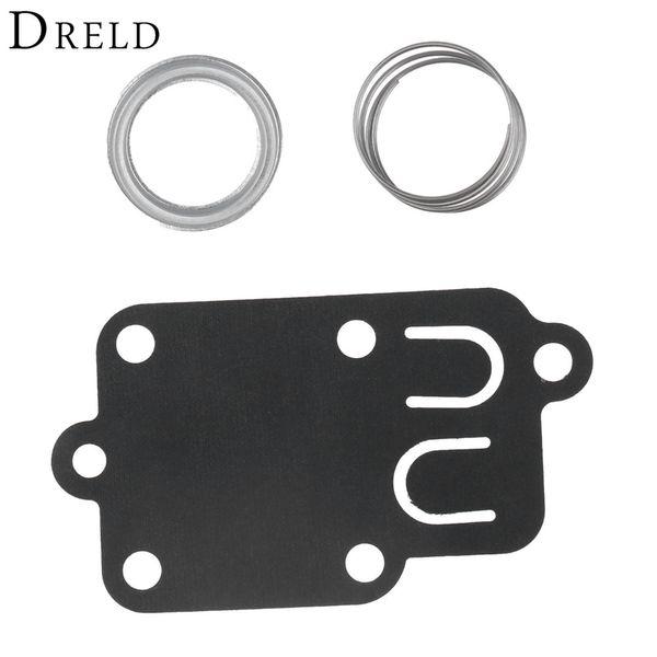 arburetor diaphragm repair DRELD Carburetor Carb Repair Kit Gasket Diaphragm for Briggs Stratton 270026 272538 272538S 272637 4157 5021 3...