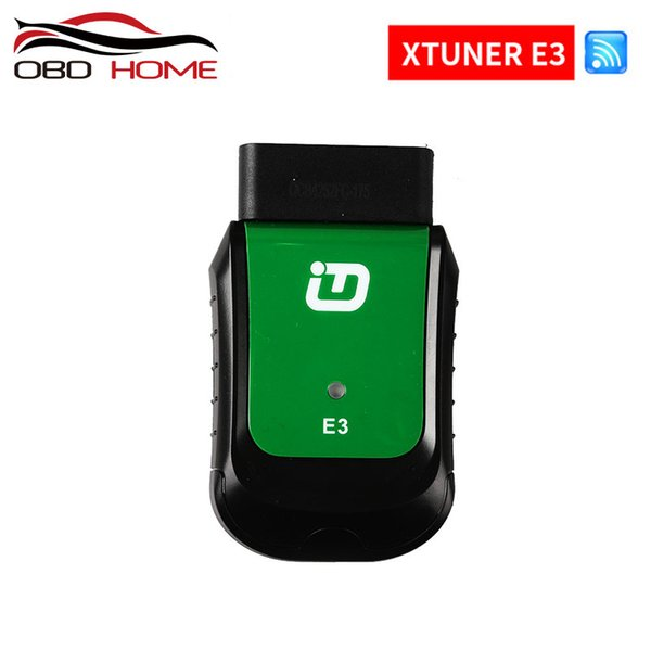 New XTUNER E3 Wifi Full System Car Diagnostic Tool OBD2 Diag/Exp/Main Service Battery DPF Reset Better than Vpecker Car Scanner