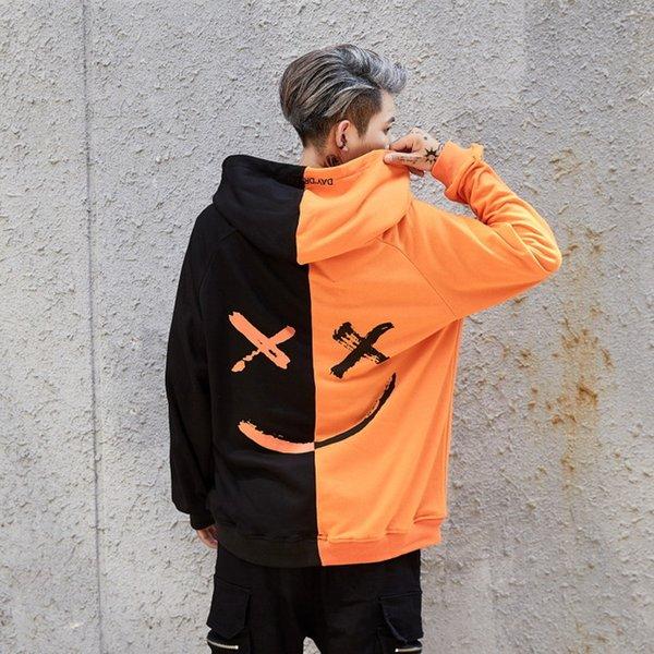 schwarz orange