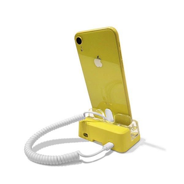 Yellow Andriod cable
