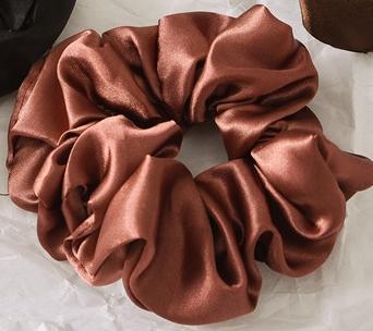 # 3 cintas para el pelo de scrunchies