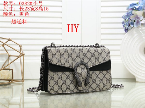 Womens Handbags Designers Shoulder Bag Vintage Chain Plaid Messenger Large Crossbody Bags For Women Luxury Handbags free delivery