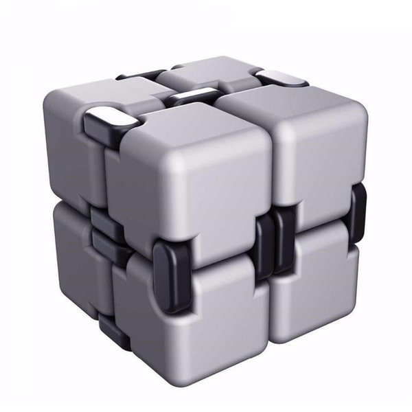 Infinite For Cube 2 Fidget Cube Anti stress Cuby Neo Spiner Finger Spinners Hand Out Door Magic Toy Cubo Magico Novelty Decompression Toys