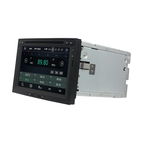 "Android 8.0 Octa Core 7"" Car DVD Radio GPS for Peugeot 3008 5008 Partner /Citroen Berlingo 4GB 32GB ROM RAM Bluetooth WIFI Mirror-link"