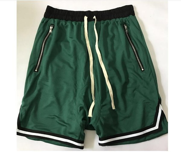 Summer Relaxed Streetwear Hip hop Dance Clothes Stage Cothing for Men Short Mens Stretch Short sweat Jogger shorts