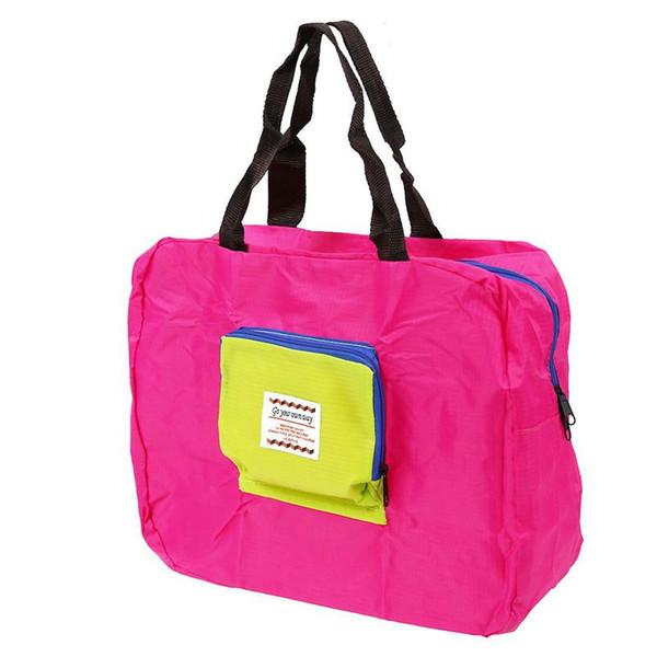 Le sac de magasinage pliable de rue Shopper met en sac le sac d'épaule multifonctionnel