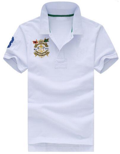 Express Summer Fashion Men Classic Polo Shirt Short Sleeve Spring Sport Polos Cotton Tennis Casual Shirts Black Blue S-2XL