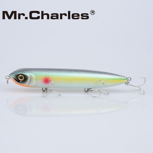 2021 Cheap S Mr Charles Cmc018 Fishing Lure 128mm 25g Floating Top Water Assorted Colors Popper Wobbler Pencil Lure Hand Lure Fishing Tackle From Sport 88 5 48 Dhgate Com