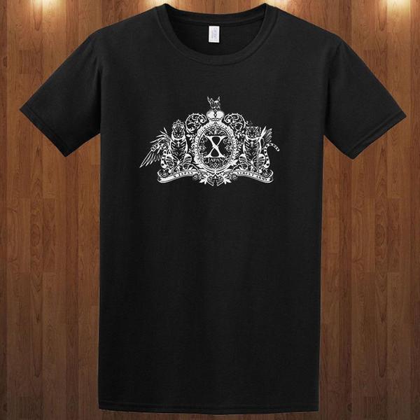 X Japan T-Stück Schwermetallband S.K.I.N, T-Shirt Luna Sea S-3XL Toshi Sommer kurze Ärmel T-Shirt