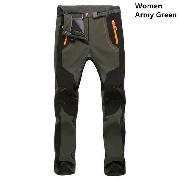 Femmes Army Green