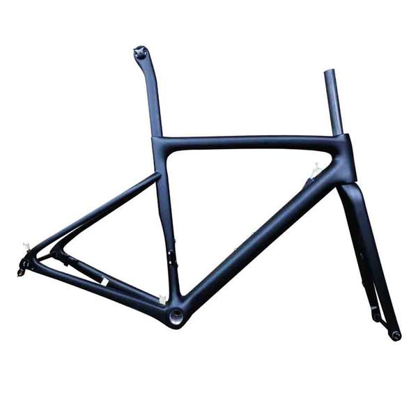 2019 new carbon fiber road bike frame bicycle bike frame racing bike frame V-brake& disc brake taiwan made FM06 XDB available