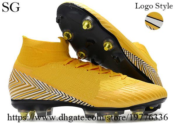 Neymar Yellow White