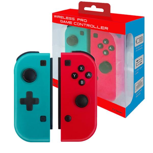 Sem fio bluetooth pro controlador gamepad para nintendo switch console switch gamepads controlador joystick para nintendo jogo