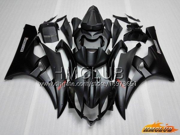 NO.5 Flat black