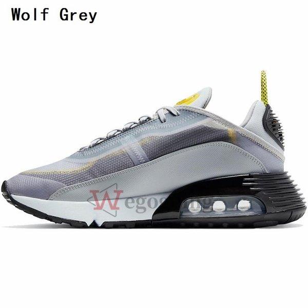 40-45 Wolf Grey