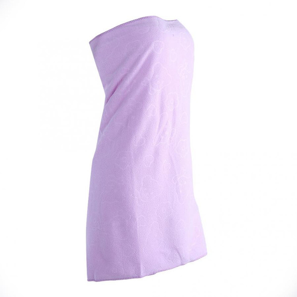 Home Textile Microfiber Towel Women Robe Bath Wearable Towel Girls Women Lady Fast Drying Beach Spa Magical Nightwear Sleeping