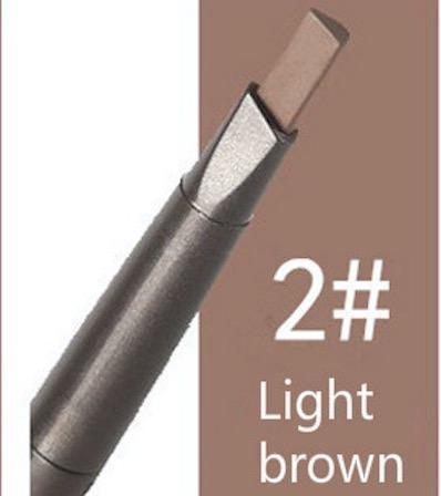 2 # brun clair
