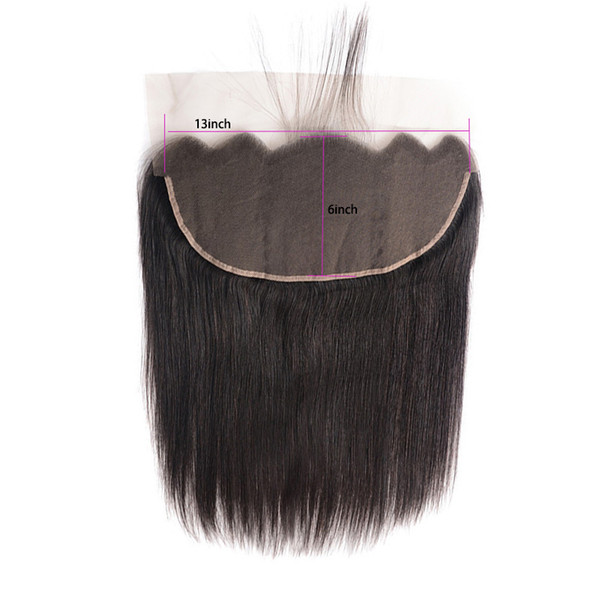 Gerade menschliches Haar