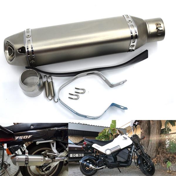 For Motorcycle Exhaust pipe Silencer Exhaust Silencer db killer for Yamaha FZR YZF 600 600R R1 R6 R6 Kawasaki Ninja 300 Ninja 250 er6n