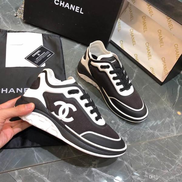 New8 lüks üst seviye bayanlar rahat ayakkabılar moda bayan spor ayakkabı hızlı teslimat ambalaj nefes seyahat ayakkabılar orijinal kutusu Açık