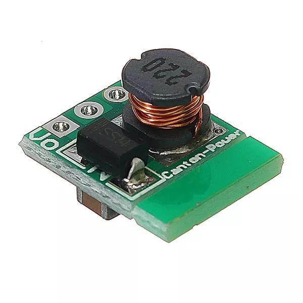 1.5V 1.8V 2.5V 3V 3.7V 4.2V 5V a 3.3V DC-DC Boost Converter Module Board CR88