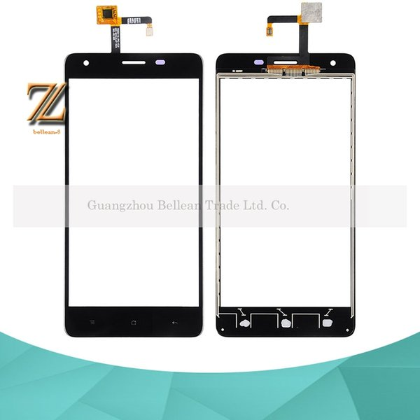 1pcs 5.5'' Black Color K6000 Touchscreen For Oukitel K6000 Touch Screen Sensor Glass Panel Repair Parts Assembly with Tools