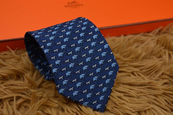 Mode 3 Arten Krawatte Mens Kleid Krawatte Hochzeit Business Knoten feste Kleid Krawatte für Männer Krawatten Handmade Hochzeit Krawatte Zubehör H0903