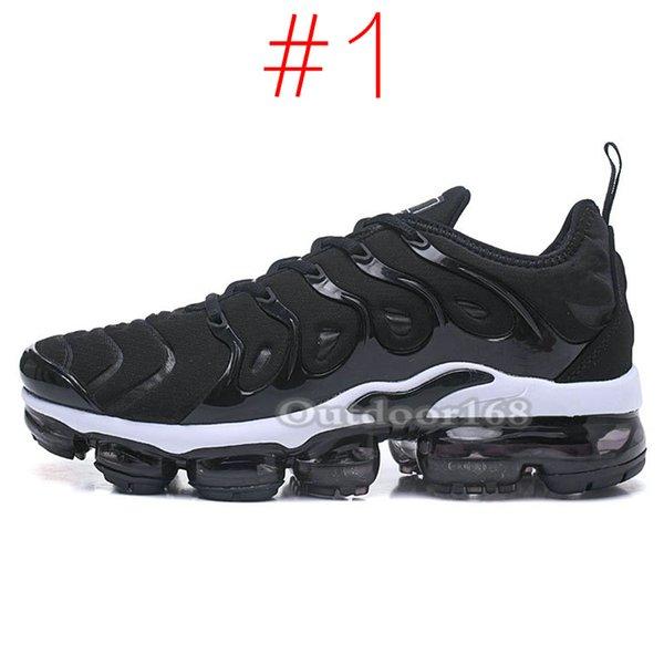 #1 Black White