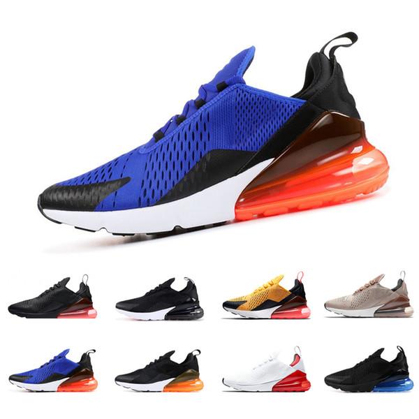 496670872d618 New Arrivals 2018 French champion 270 Men Shoes maxes Black White Cushion  Triple Mens Sneakers Fashion