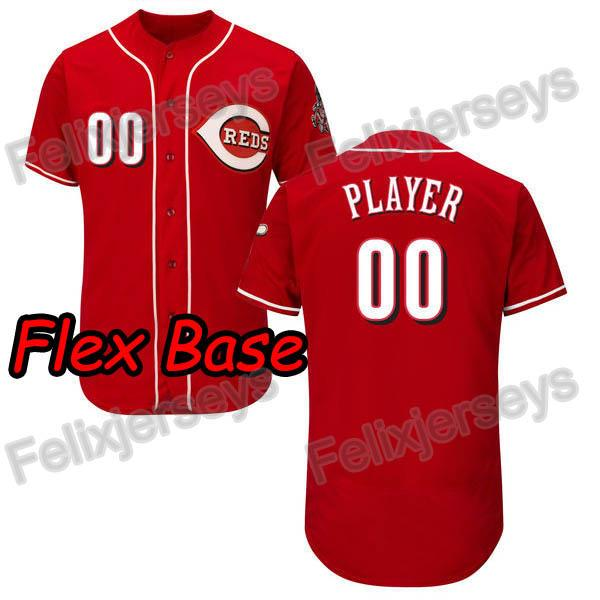 Flexbase Red (Reds)