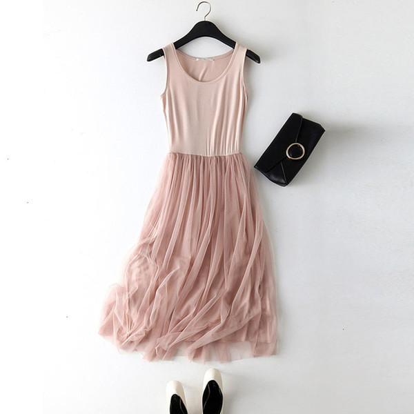 Women Designer Dresses Womens Clothing Dress Summer Women Lace Casual Long Dress Pink Beach Party Dresses Female Plus Size Vestidos Mujer