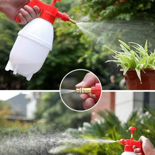best selling Plant Flower Watering Pot Spray Bottle Garden Mister Sprayer Hairdressing Watering Pot Practical Garden Tool 800ML 1500ML Large Capacity
