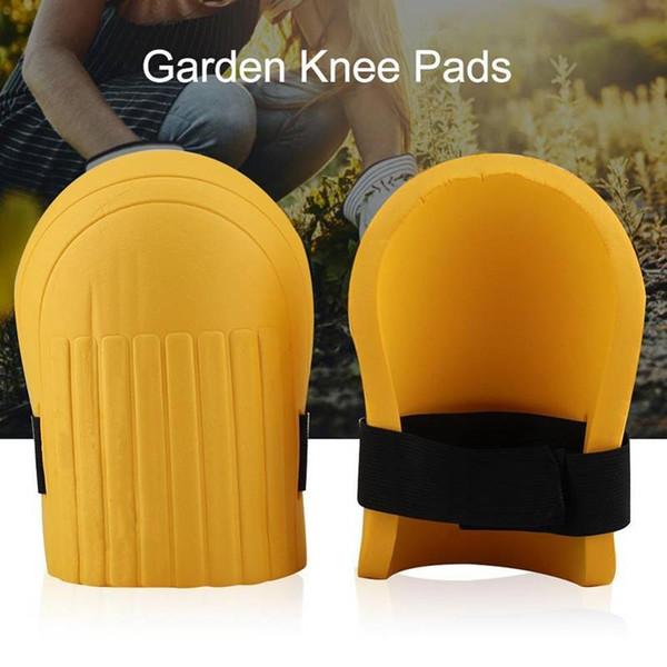 1Pair Soft EVA Knee Pads Kneelet Protective Gear Outdoor Labors Adult Men/Women Construction Gardening Flooring Sports Knee Pad #248843