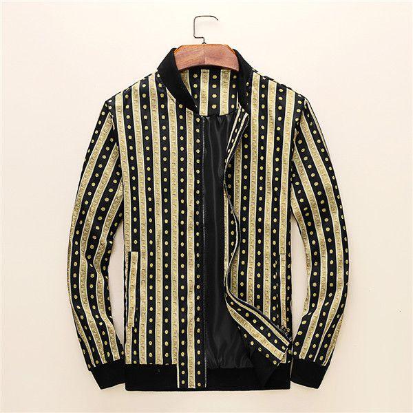 top popular Fashion Men's Designer Jacket Fashion Men's Wear Women's Sports Comfortable Warm Jacket Casual Hip Hop Men's Designer Jacket 2019