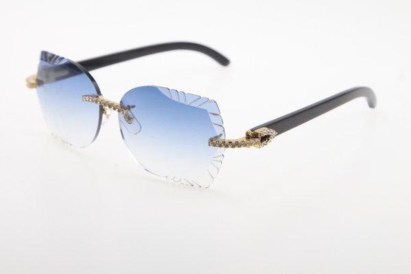 Gold Mavi Lens