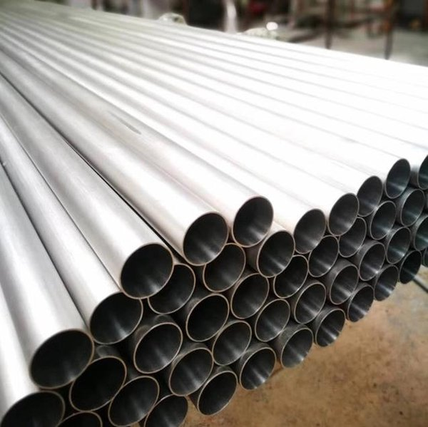 Manufacture supply small size Titanium Tube and Pipe Threaded for heat exchanger Seamless or welded Gr5 /GR2 Titanium alloy Pipe/ tube