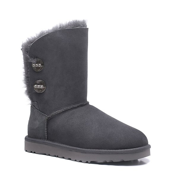 2019 Winter New Australia Classic snow Boots Cheap winter Knee Boots fashion discount Ankle Boots shoes many colors for womens 05