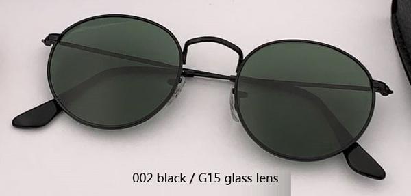 002 preto / verde clássico G15