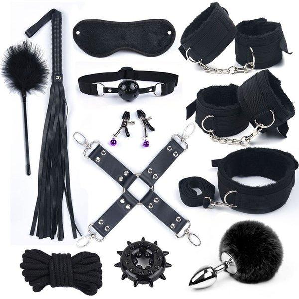 12 Stück schwarz